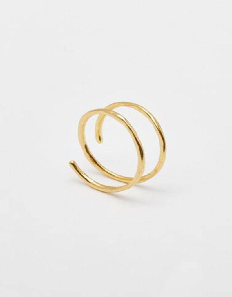 Gorjana Taner Coil Ring