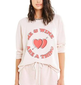 Wildfox Me and Wine Sommers Sweater