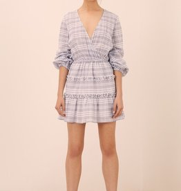 Fifth Label Ivy Stripe Long Sleeve Dress
