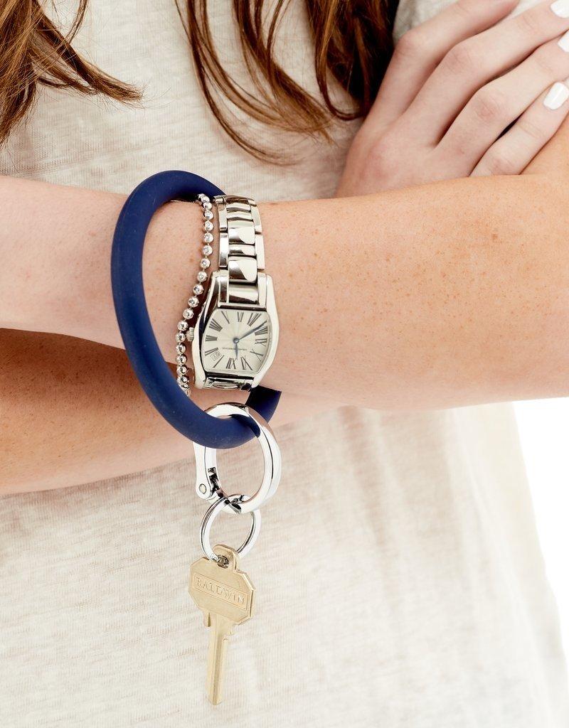 O-Venture Silicone Key Ring