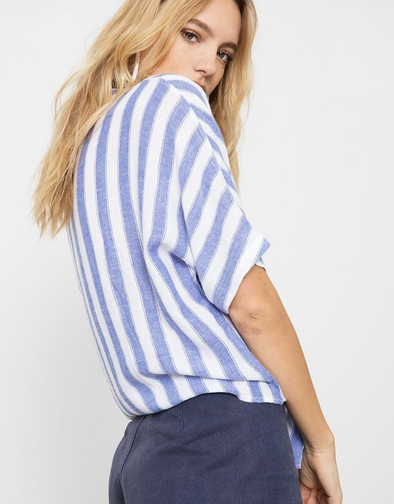 Rails Thea Top - Pacifica Stripe