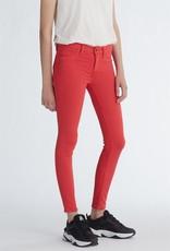 Hudson Nico Super Skinny Jean - Cherry