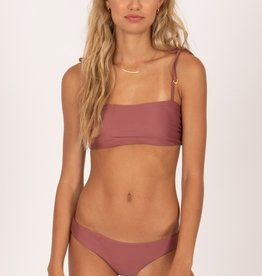 Amuse Society Crystal Bandeau Top