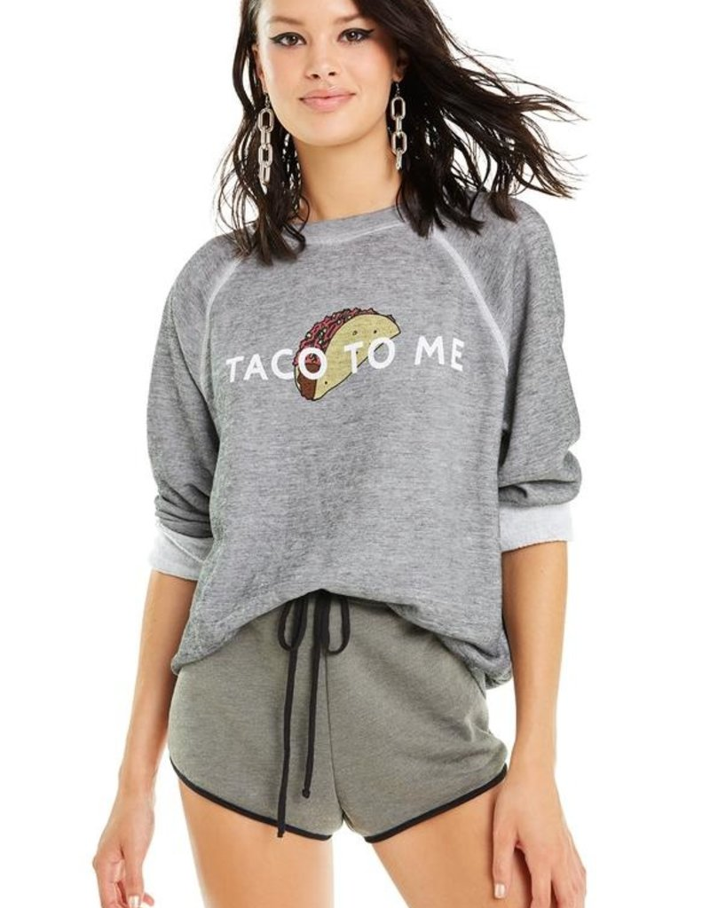 Wildfox Taco to Me Sommers Sweater