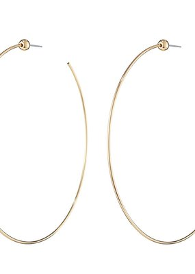 Jenny Bird Icon Hoops - Medium