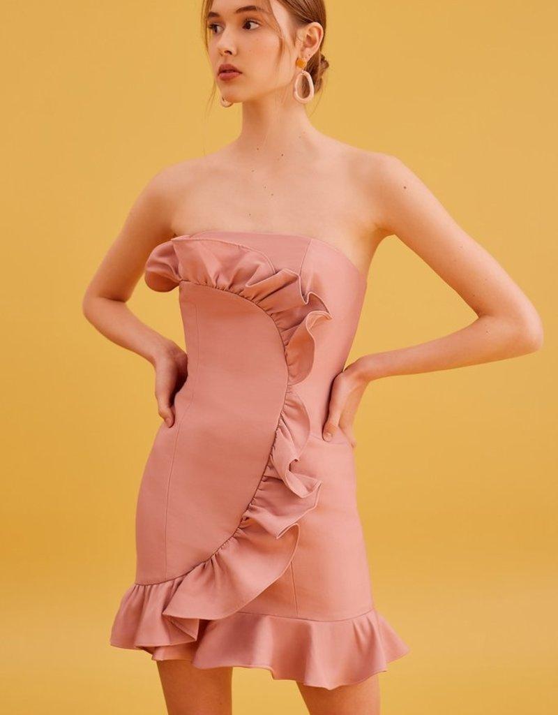 ca4245df5a02 Keepsake the Label Daybreak Mini Dress ...