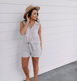 Bella Dahl Button Side Short
