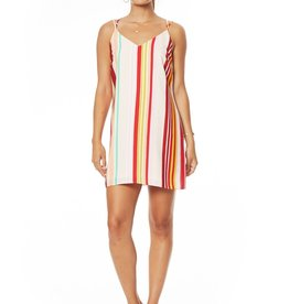 Lost + Wander Happy Hour Slip Mini Dress
