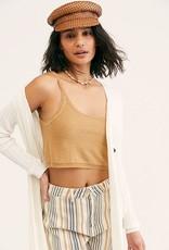 Free People Skinny Mini Cardi Sweater