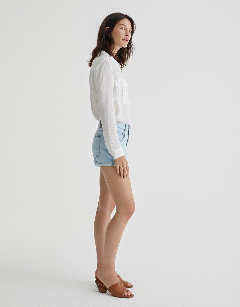 AG Jeans The Hailey Cut-Off Short - 26 Years Sanguine