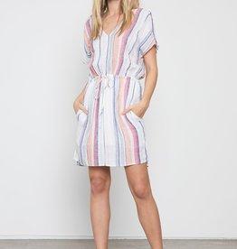Rails Wren Dress - Marrakesh Stripe