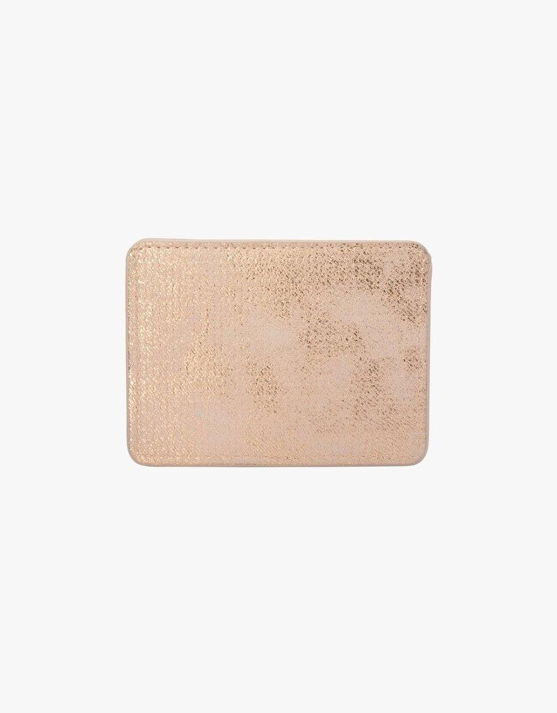 Stephanie Johnson Slim Card Holder - Gold
