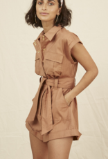 Finders Keepers Utility Playsuit
