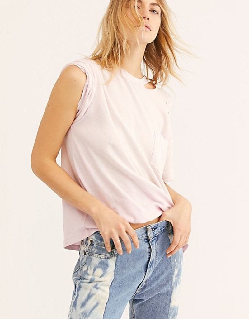 Free People We The Free Lucky Tee