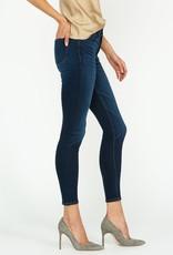 Hudson Barbara High Rise Super Skinny Jean - Baltic