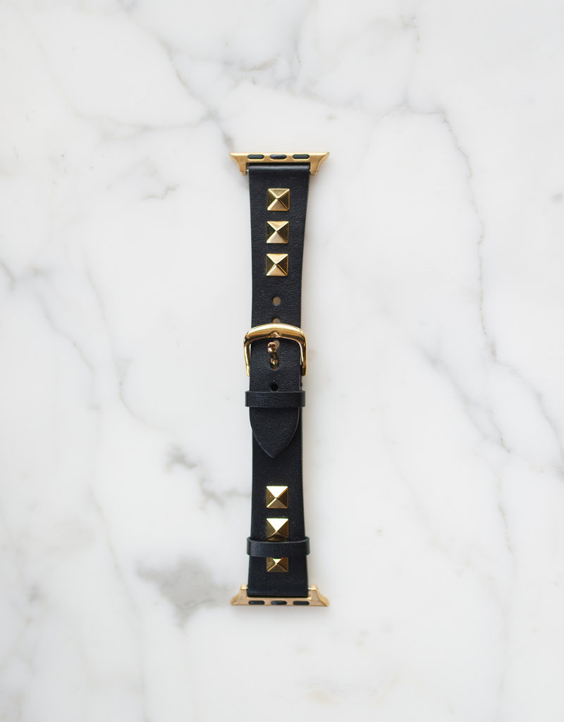 LABEL Studded Apple Watch Band