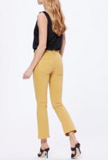 Paige Colette Faux Welt Pocket Pants- Vintage Dandelion