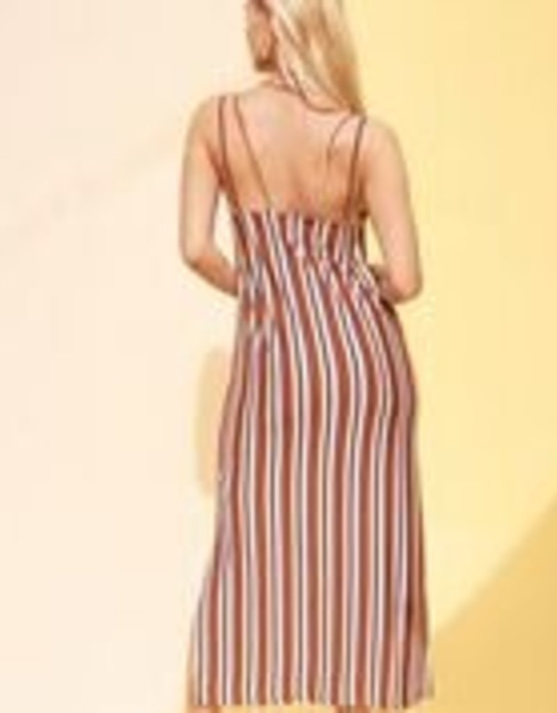 Minkpink Sundown Midi Slip Dress