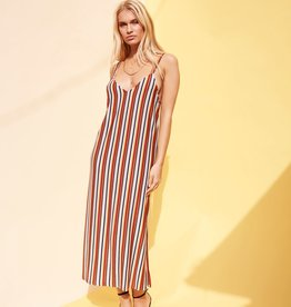 Minkpink Sundown Midi Slip Dress