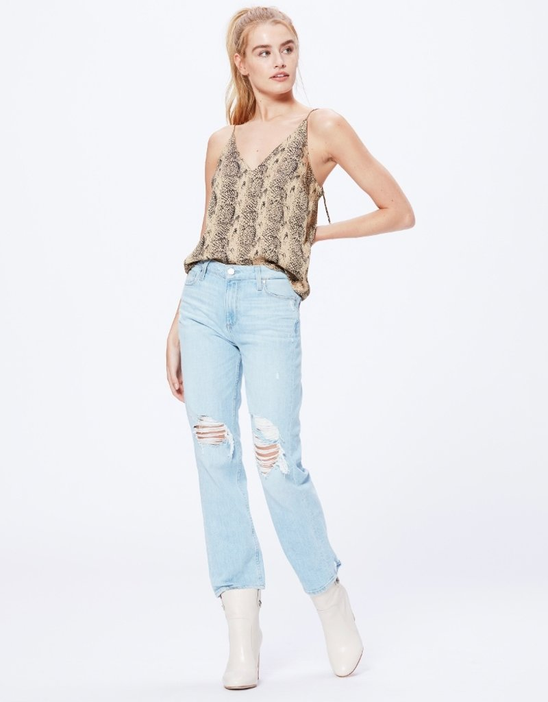 Paige Noella Straight Jean - Myrtle Destructed