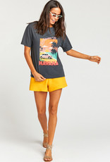Show Me Your Mumu Travis Tee ~ Havana Postcard Graphic