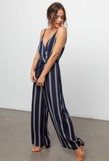 Rails Serena Jumpsuit - Beach Stripe