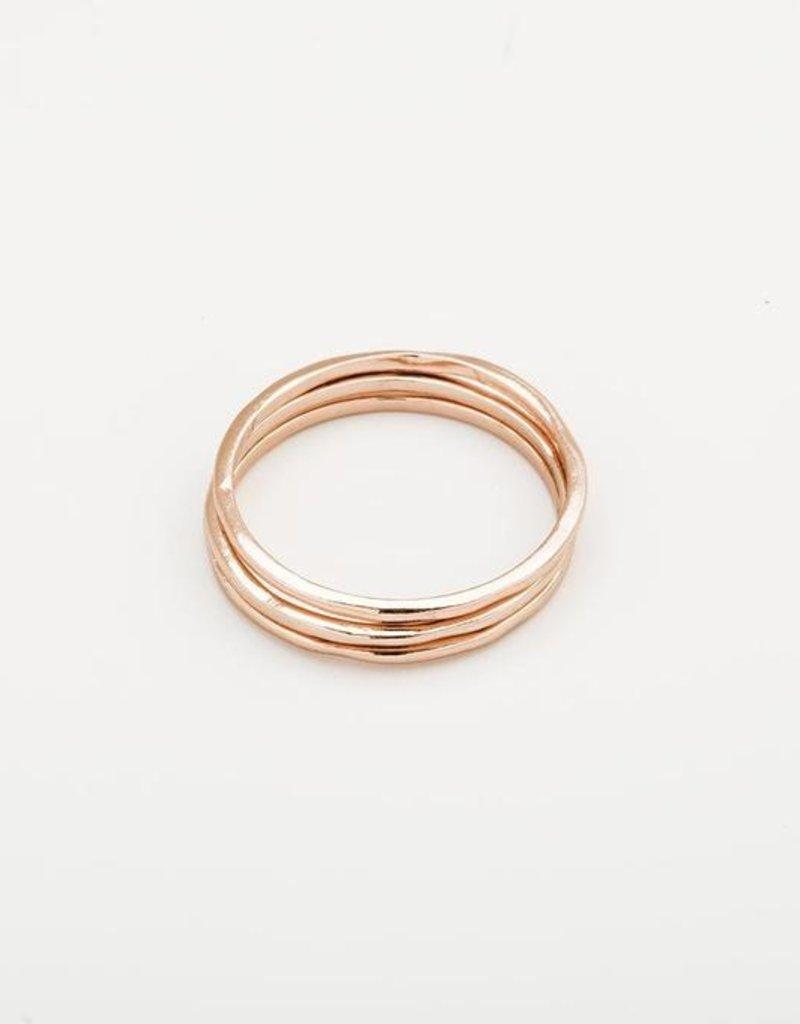 Gorjana G Ring Set