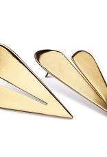 Jenny Bird Two of Hearts Earrings