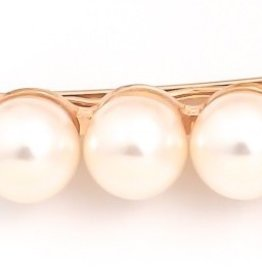 LABEL Large Pearl Bobby Pin