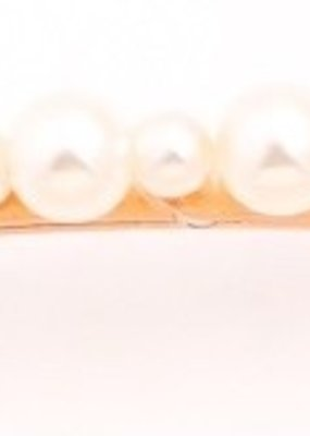 LABEL Small Pearl Bobby Pin