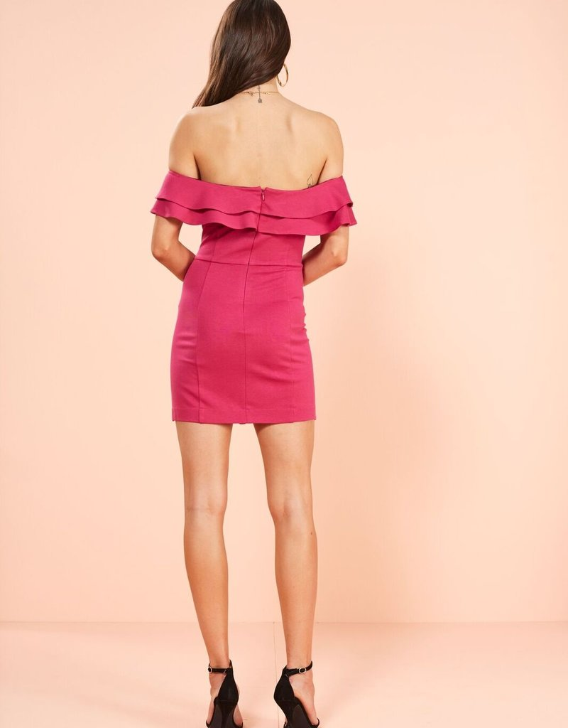 Minkpink Zali Mini Dress