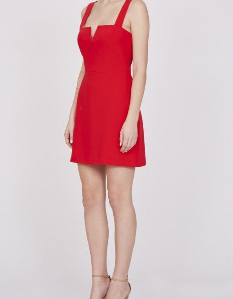 Amanda Uprichard Nia Dress