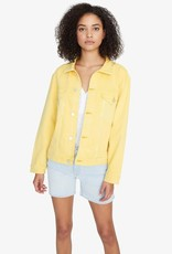 Sanctuary Axel Trucker Jacket Desert Marigold