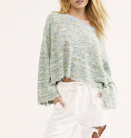 Free People Prism Spacedye Sweater