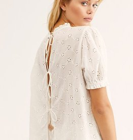 Free People Letters To Juliet Blouse