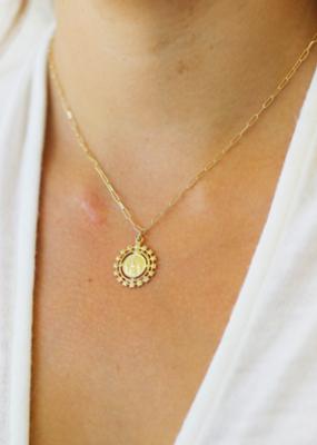 Joy Dravecky The Glory Charm Necklace