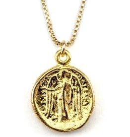 Joy Dravecky The Fortune Necklace