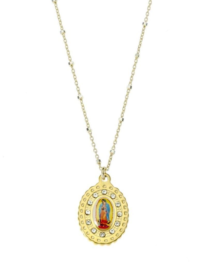 Joy Dravecky La Mer Pendant Necklace