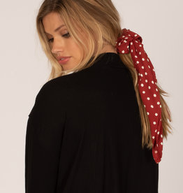 Amuse Society Up and Away Scrunchie Scarf