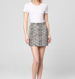 Blank NYC The Jane Skirt in Snake Along