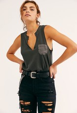 Free People In Your Pocket Bodysuit
