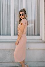 Minkpink Batteau Bay Wrap Skirt