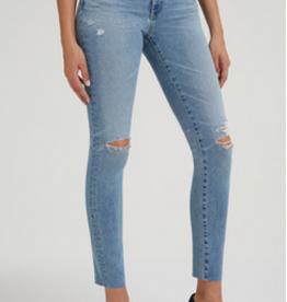 AG Jeans Farrah Skinny Ankle - 24 YSDS