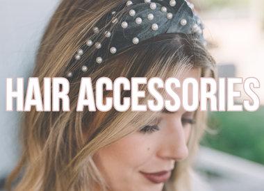 Hats + Hair Accessories