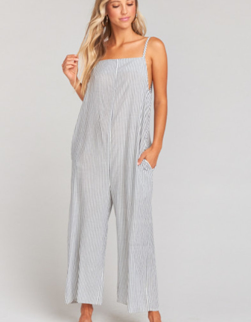 Show Me Your Mumu Mama T Overalls ~ Everyday Stripe