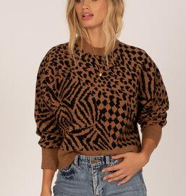 Amuse Society Cara Sweater