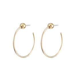 Jenny Bird Icon hoops - Extra Small