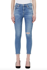 Citizens of Humanity Rocket Crop Mid Rise Skinny - Keeper