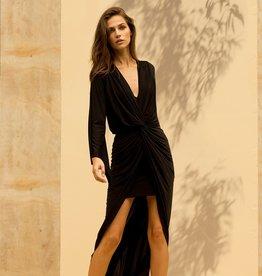 Misa Teget Maxi Dress