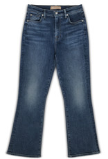 7 For All Mankind High Waist Slim Kick - LuxStellar